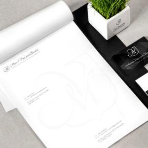 Immagine coordinata per aziende a grosseto | Marco Vincenti studio
