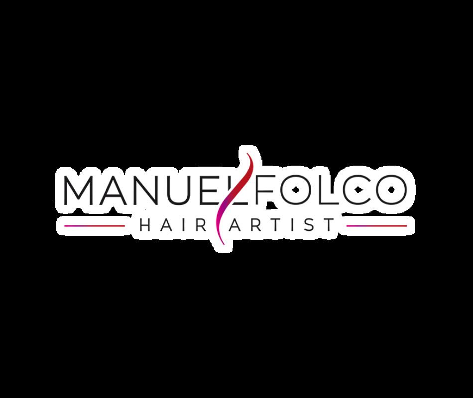 Manuel-Folco-Hair-Artist-Creazione-logo-marchi-a-Roma
