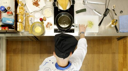 Servizi fotografici per gare culinarie